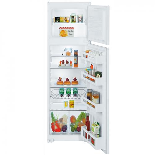 Хладилник с горна камера за вграждане Liebherr ICTS 2231