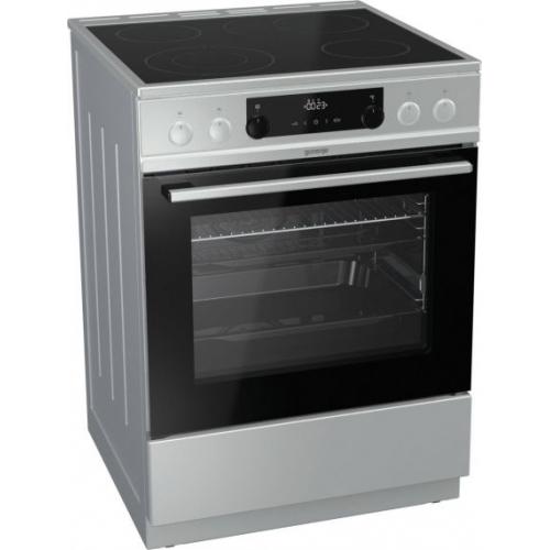 Стъклокерамична готварска печка Gorenje EC6352XPA