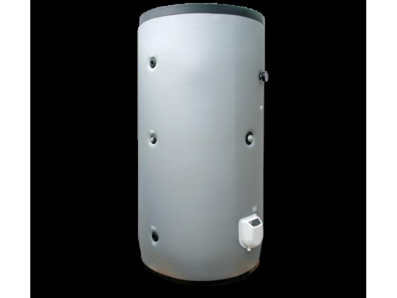 Бойлер Eldom 1000 л. 12kW, две серпентини, неръждаем FV10011IS2