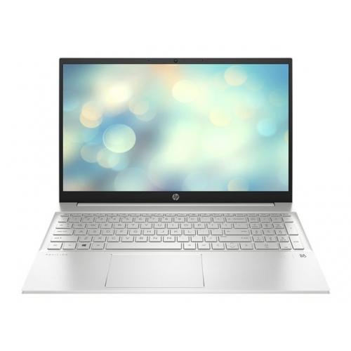 HP Pavilion Intel Core i5-1135G7 15.6inch FHD Antiglare IPS 8GB DDR4 2DM 3200 RAM 512GB PCIe SSD FREEDOS Natural Silver (BG)